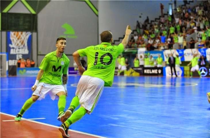Inter Movistar gana el primer partido