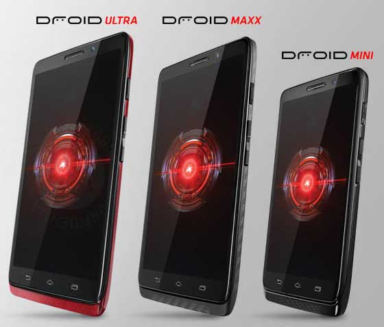 Spesifikasi Motorola Droid Ultra