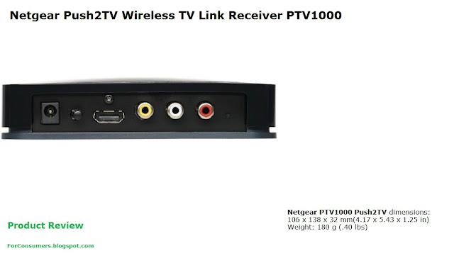 Netgear PTV1000 Push2TV