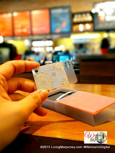 Starbucks Swarovski® Mini Card