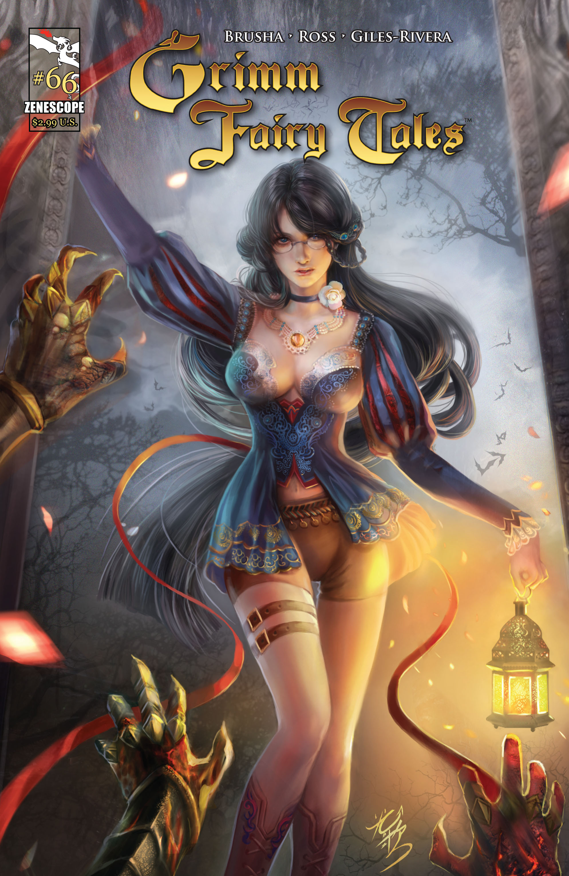 Grimm Fairy Tales (2005) Issue #66 #69 - English 1