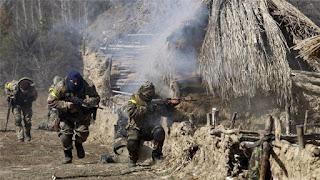 Προμηνύονται άσχημες εξελίξεις - Εμφάνιση Αμερικανών μισθοφόρων στα σύνορα Ουκρανίας – Κριμαίας