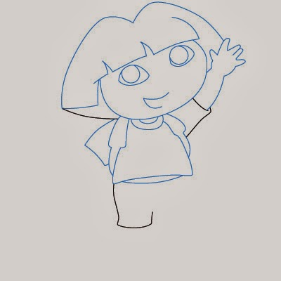 Dora et Diego coloriage en ligne Le Jeu en ligne Français - Coloriage En Ligne De Dora