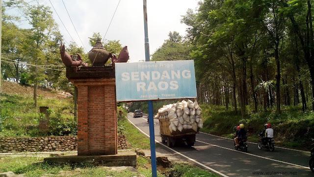Sendang Raos : Rumah Makan Enak dan Nyaman Di Trawas, Mojokerto