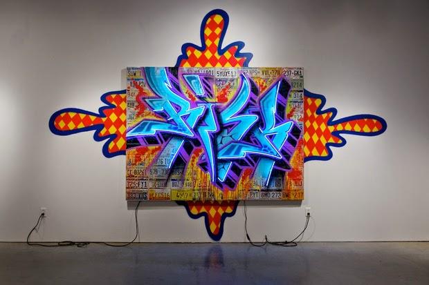 Graffiti Wall: Graffiti Street Art Movement