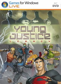 young justice legacy pc game cover Young Justice: Legacy RELOADED