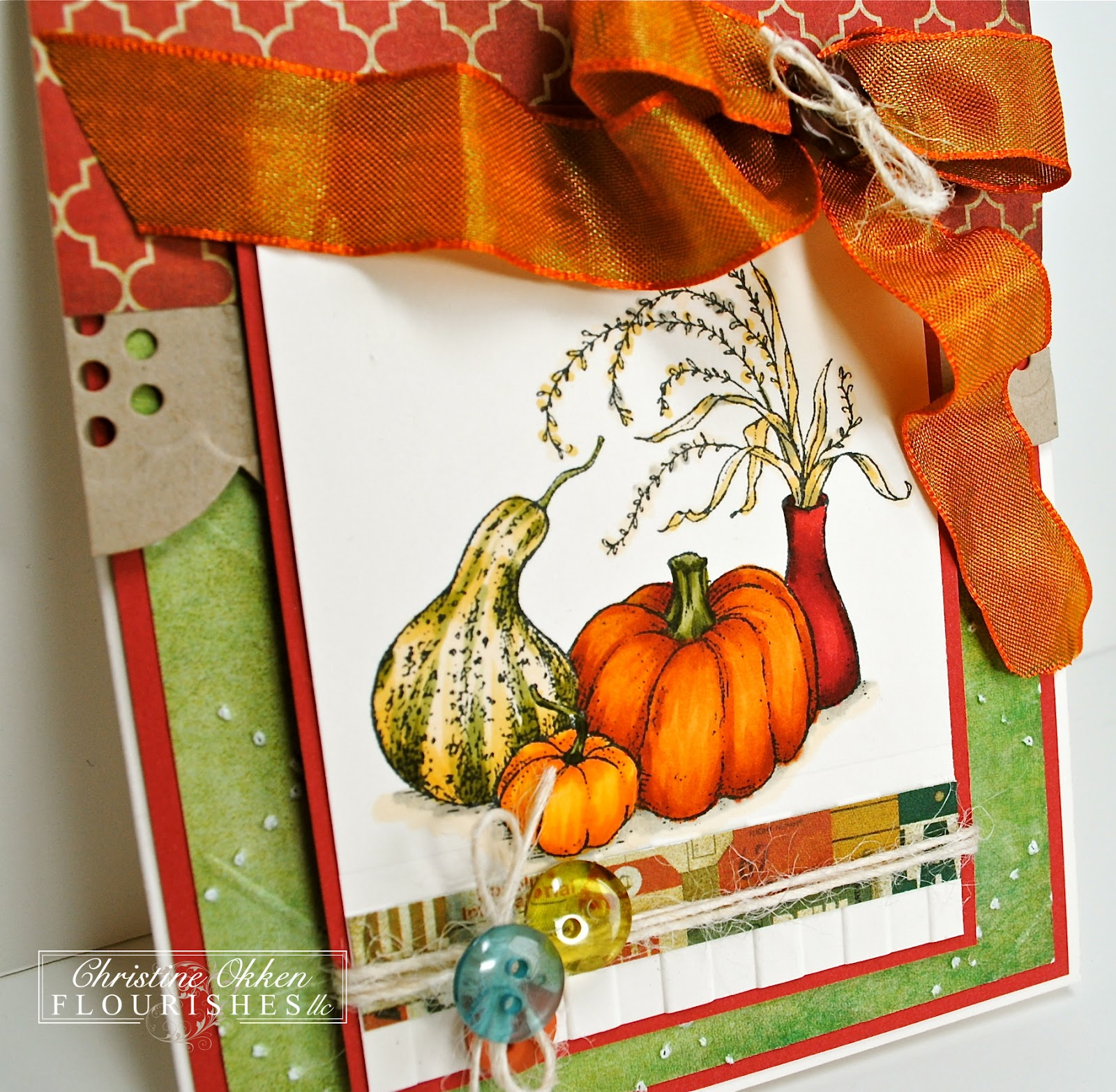 Christinecreations Sketchy September And Another Winner