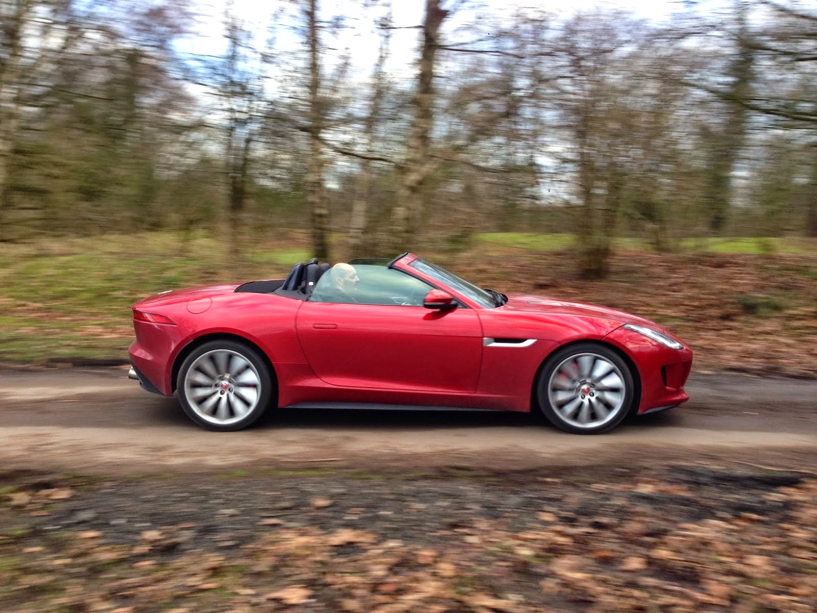 £80k   Jaguar F Type V8 S