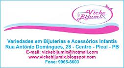 Cartão de visita Vicke Bijumix