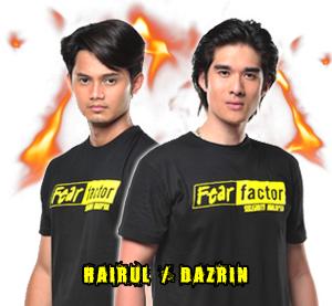 Fear Factor Selebriti Malaysia Episod 7