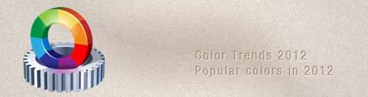 Color Trends 2012 | Popular colors in 2012