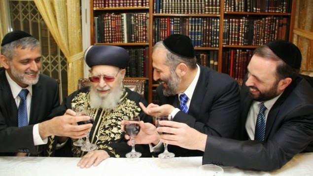 Talmudic scholar and Chief Rabbi of Israel said non-Jews exist to serve Jews as beasts of burden