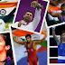 """Indians hit the """"Sixer"""" at 2012 London Olympics - लंडन ऑलिम्पिक मध्ये भारतास सहा पदके"""