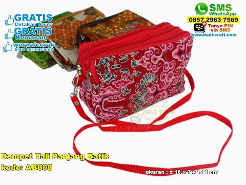 Dompet Tali Panjang Batik
