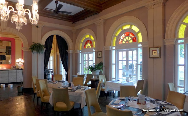 Thirty Two at the Mansion, George Town, Penang,
