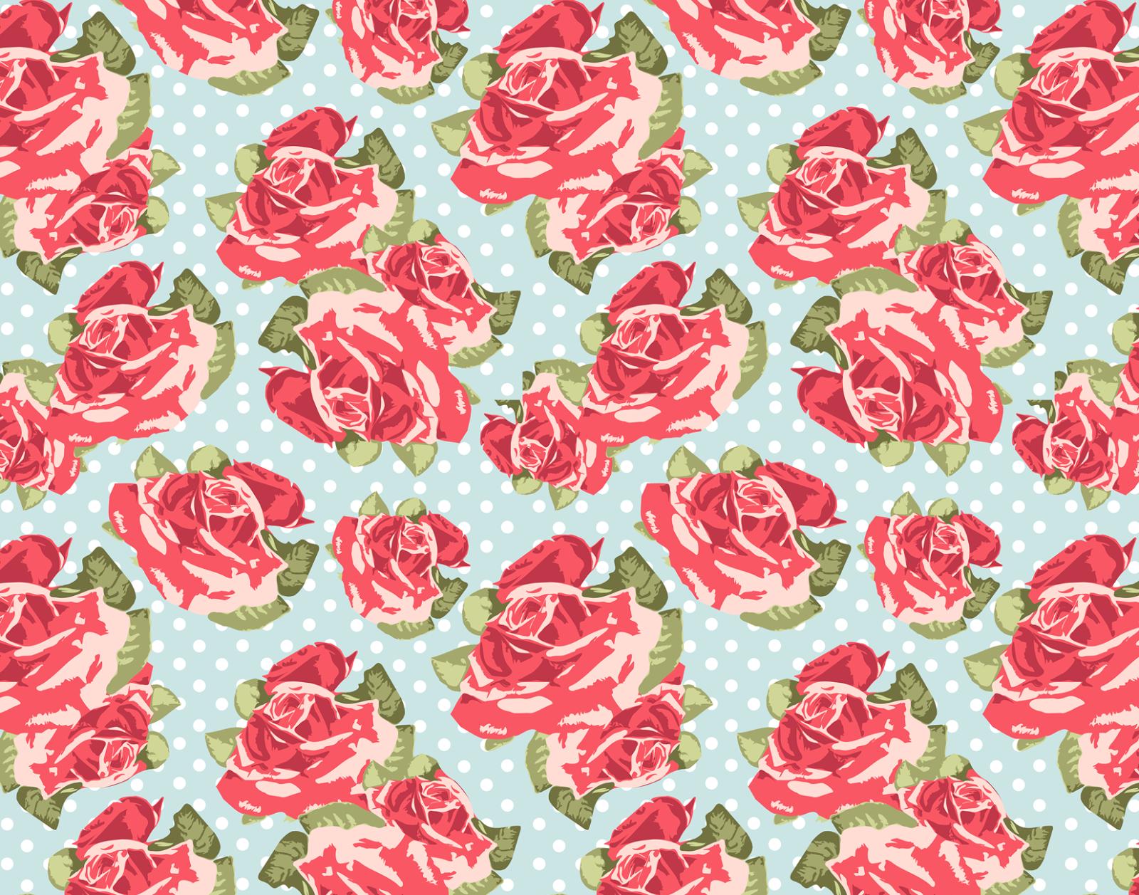 Image gallery motif bunga for Tissu shabby chic