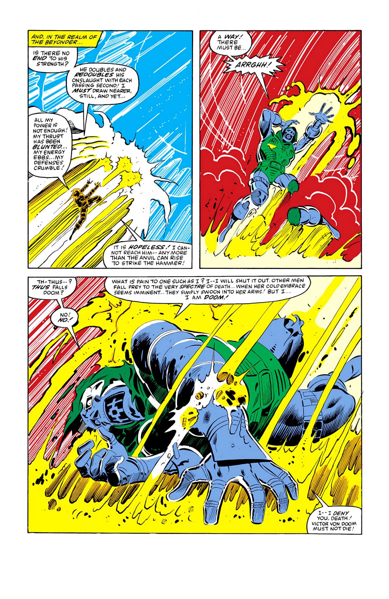Captain America (1968) Issue #292k #218 - English 17