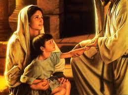Jesús y la mujer cananea F52