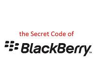 Kumpulan Kode Tombol Rahasia Blackberry
