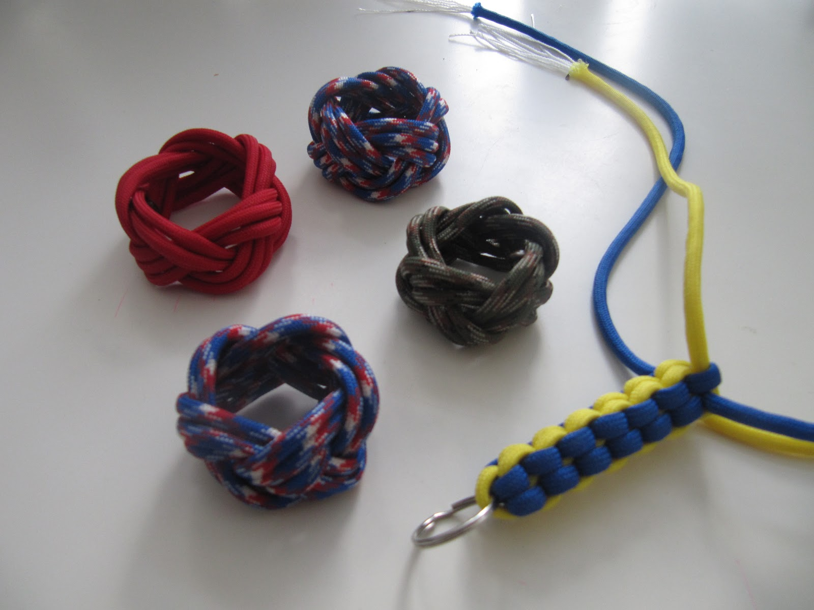 turks head woggle instructions