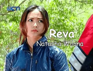 Foto Natasha Wilona sebagai Reva di Sinetron Anak Jalanan RCTI