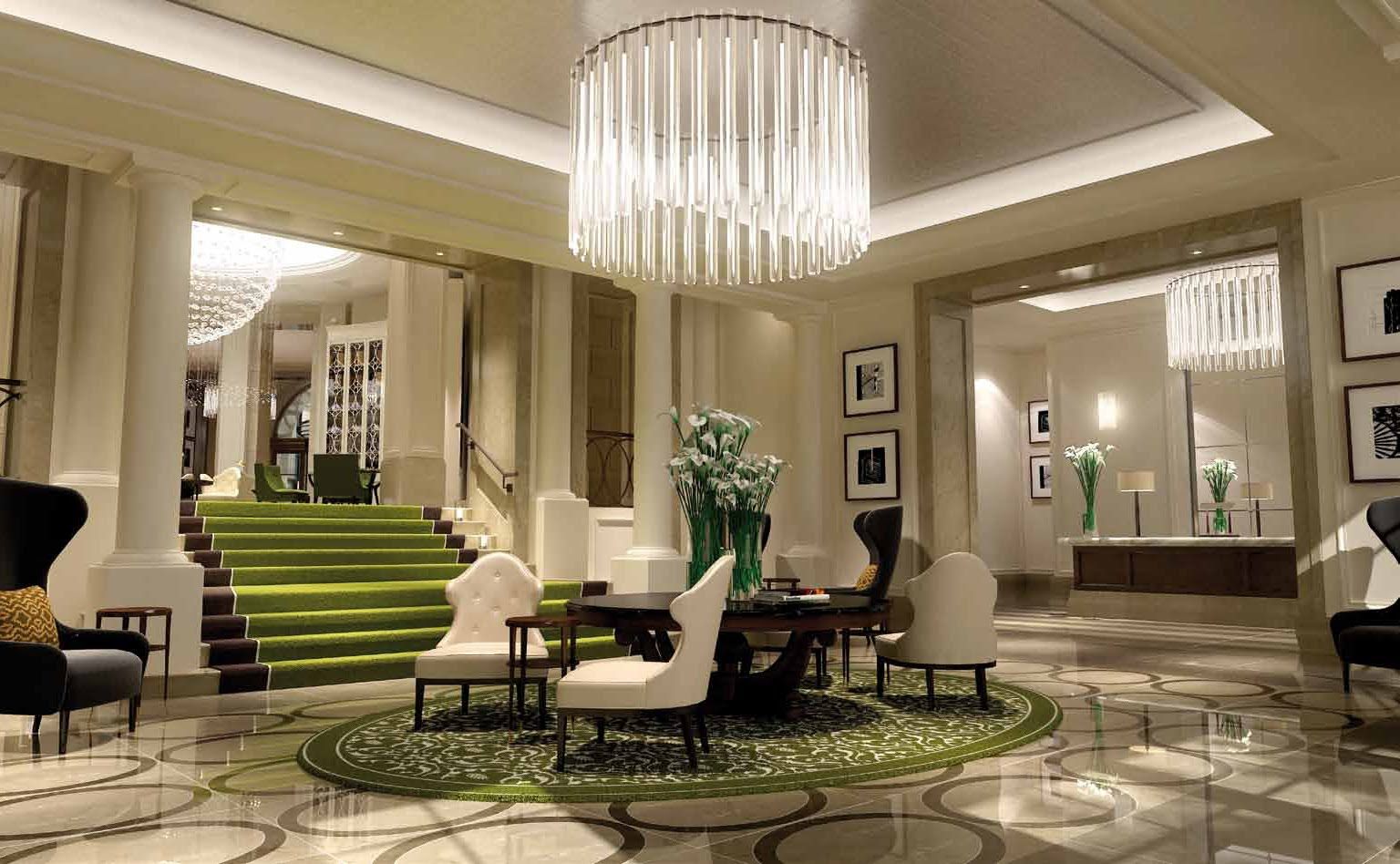 Virtuoso hotels corinthia hotel in london opens with for House boutique hotel dubai