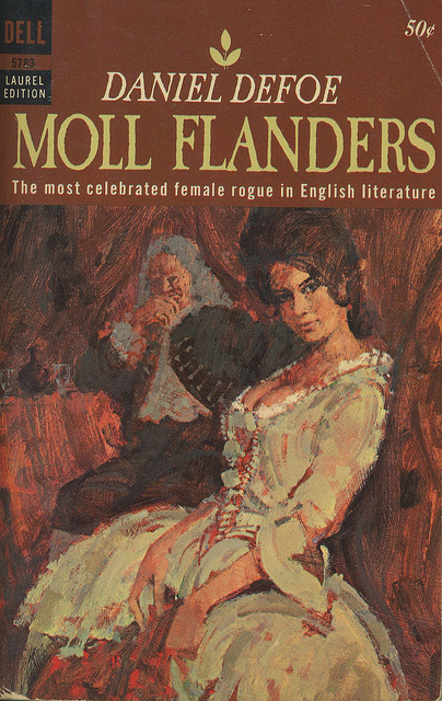 analysis of moll flanders and the Moll flanders by daniel defoe moll flanders was a product of her vanity and pride she devoted her entire life to achieving some sort of wealth and social status.