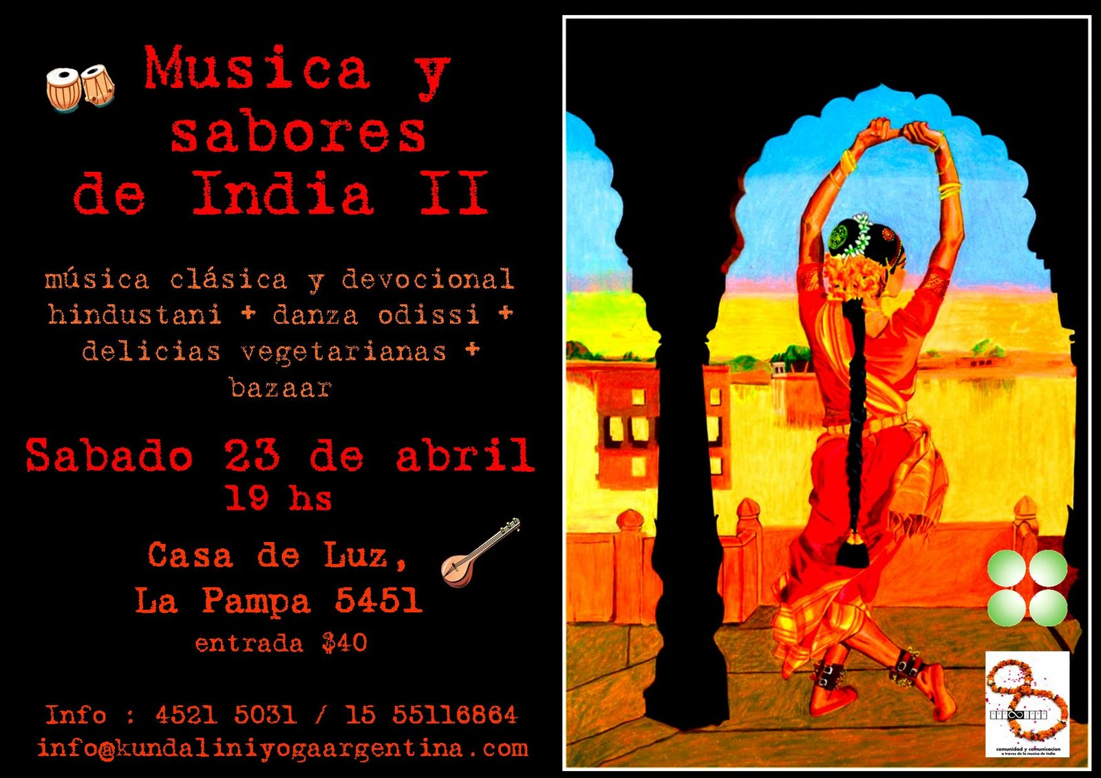 M sica cl sica de la india marzo 2011 for Casa piscitelli musica clasica