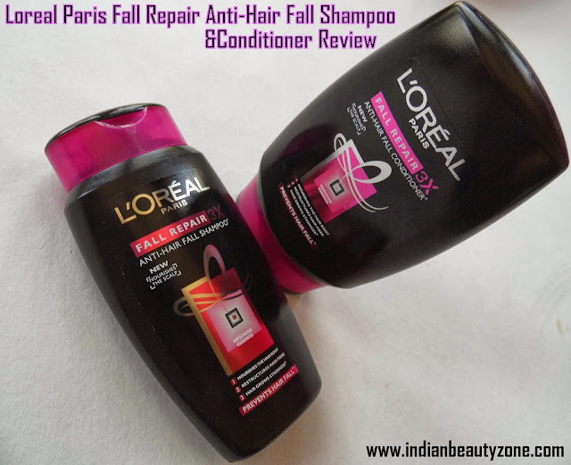 Anti-hair fall shampoos