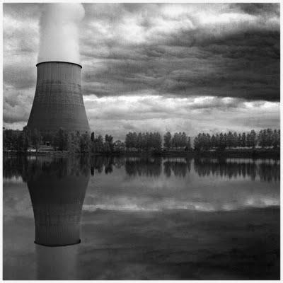 Centre nucléaire, France, 2014