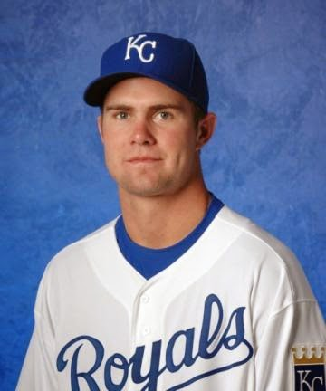 Bubba Starling Kansas city Royals