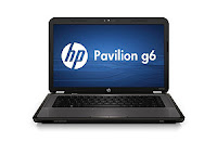 HP Pavilion g6-1d60us laptop