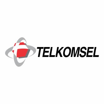 Telkomsel Logo Vector CDR Coreldraw