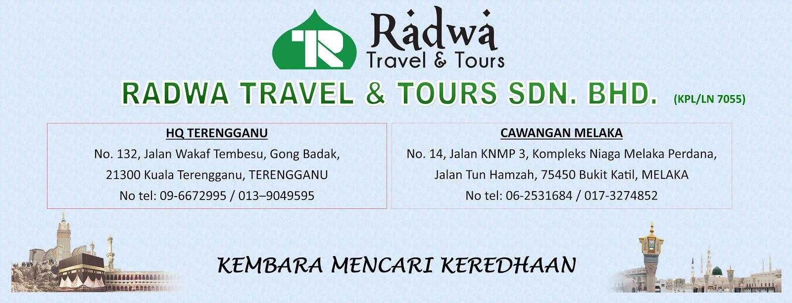 Radwa Travel & Tours Sdn Bhd