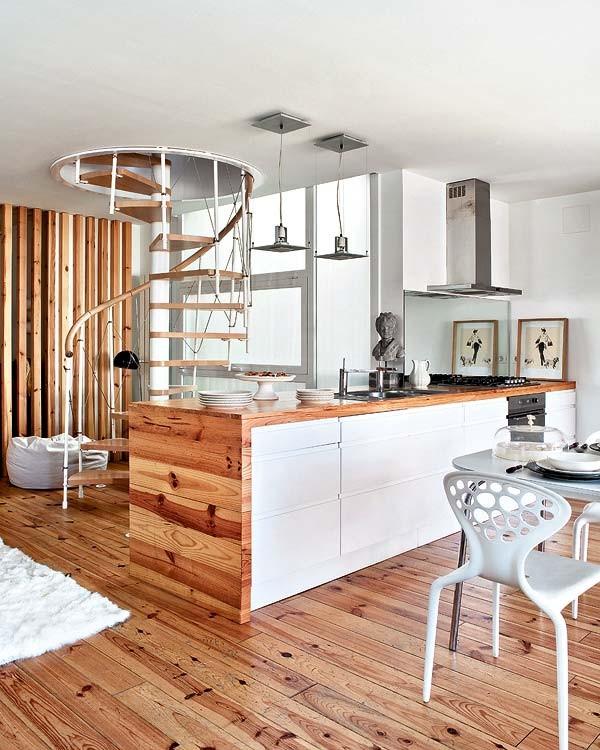 Interior design decorating ideas duplex apartment - Duplex home interior design ...