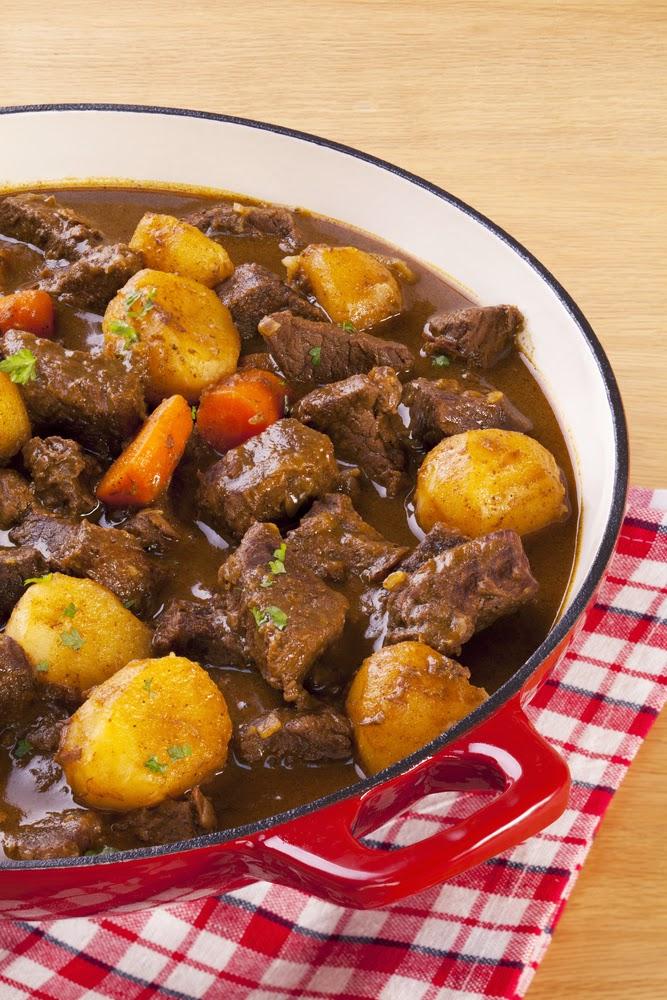 cock pot beef stew