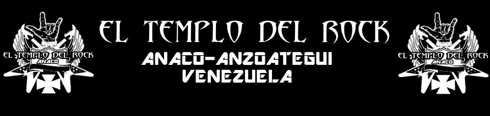 El Templo Del Rock Anaco-Venezuela