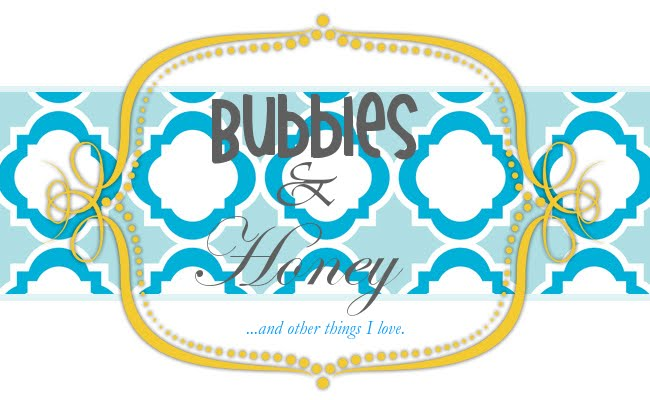 Bubbles and Honey