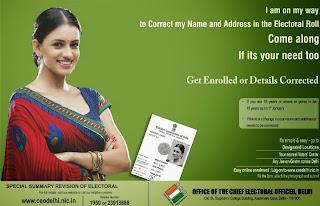 Voter ID Card Online Punjab