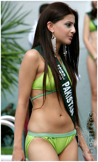 Miss Pakistan Bikini Pictures wallpapers