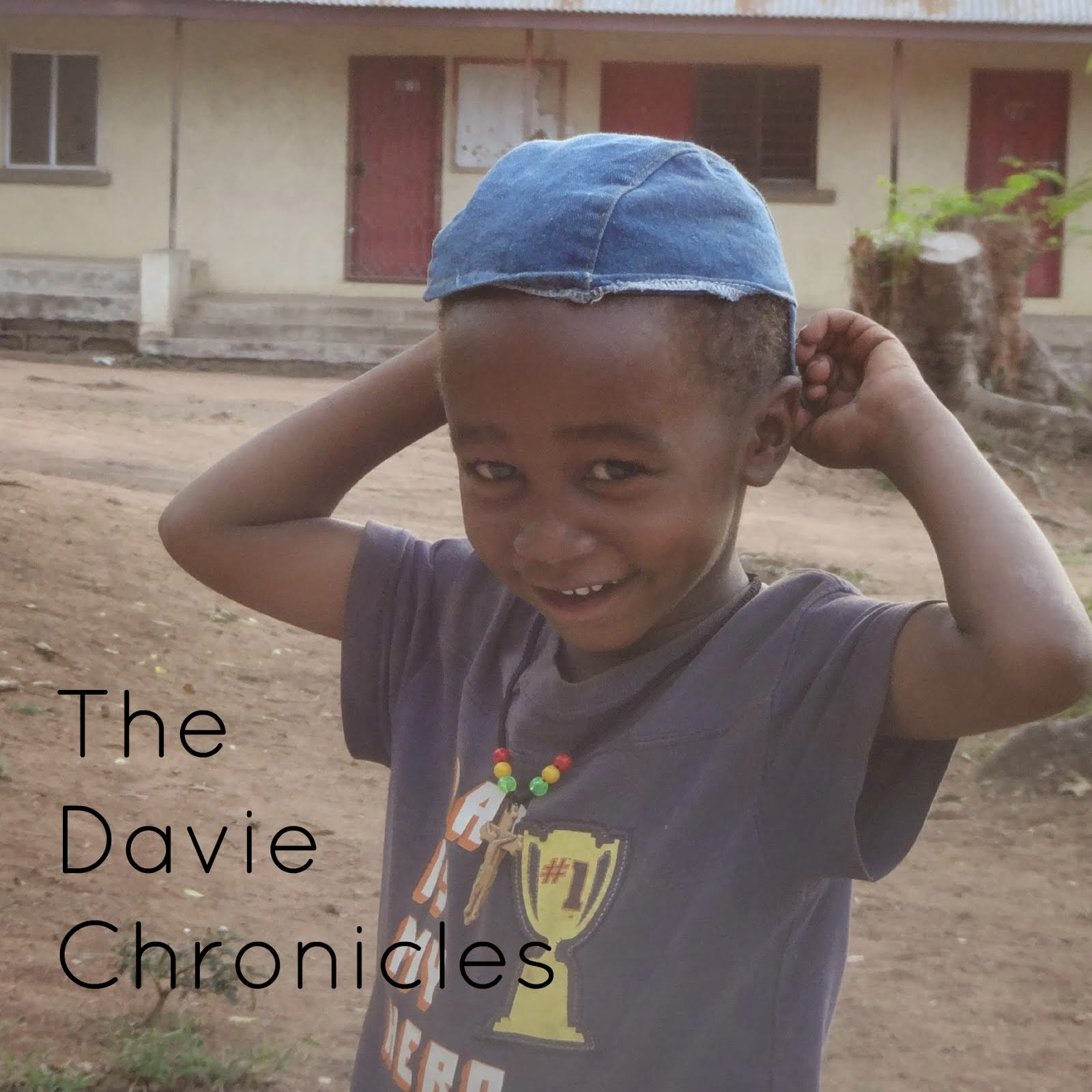 Click picture to read stories about my favorite little boy in Africa.