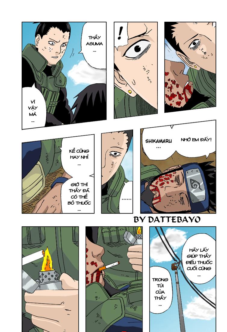 Naruto chap 328.Color Trang 9 - Mangak.info