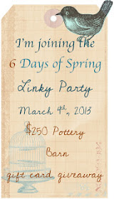 Sprinsperation Linky Party