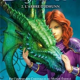 La fille dragon, tome 2 : L'Arbre d'Idhunn de Licia Troisi