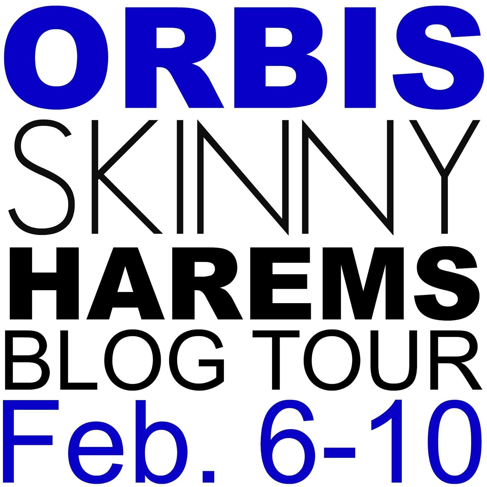 Orbis Blog Tour