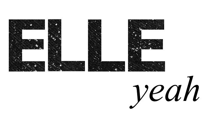 Elle Yeah - A Fashion, Beauty and Lifestyle Blog
