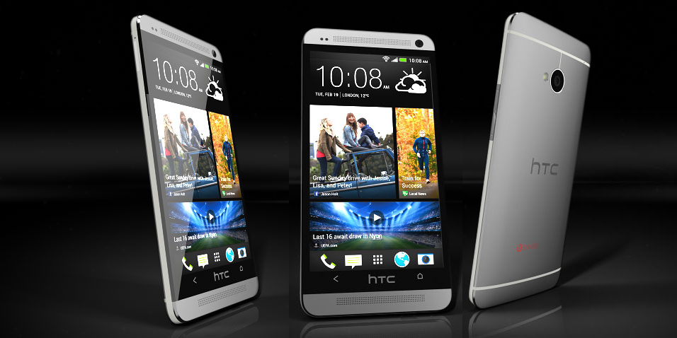 HTC ONE Smartphone review