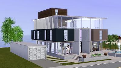Modern House for Diva 6