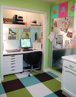 dicas de decoração de escritório