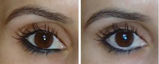 aumentar o tamanho dos olhos com maquiagem